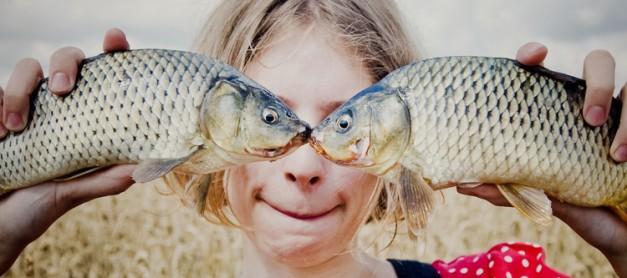올렉산드르 나텐코 의 사진 세계 – 물고기 눈