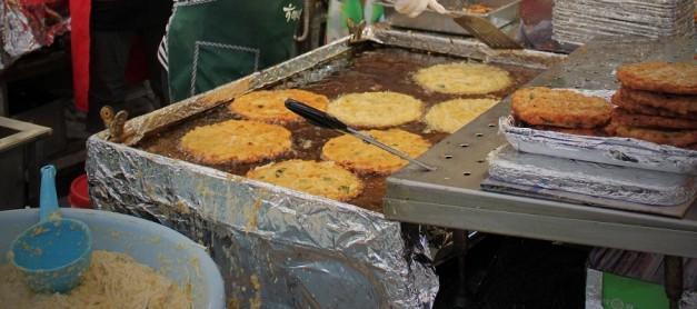 빈대떡 – 빈자의 음식 풍경