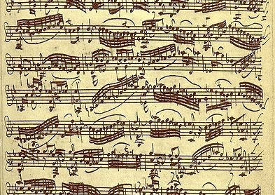 바하 무반주 바이올린 소나타 1.아다지오, 2.푸가