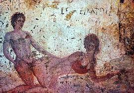 고대 폼페이의 성문화