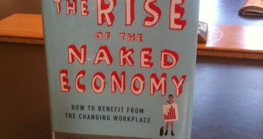 더이상 고용이 없는 시대 빈곤계층으로 추락하지 않기 – The Rise of the Naked Economy