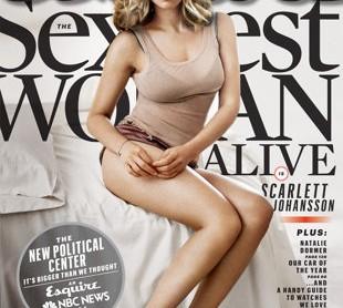 2013 생존한 가장 섹시한 여성 – 스칼렛 요한슨