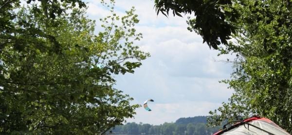 바람불어 좋은 날 – 카잇 서핑 (kitesurfing)