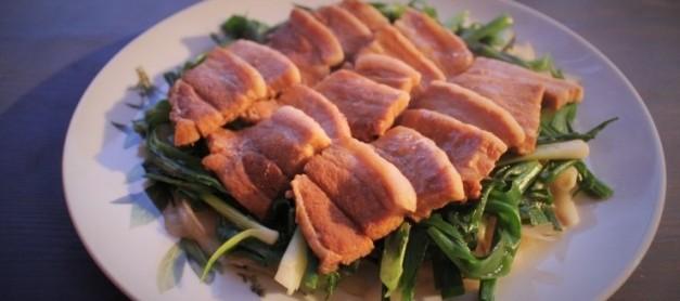 굽기만 해도 맛있는 돼지고기의 진화
