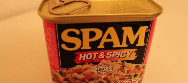 그대여. 매운맛이 땡길때 – 밥강도 타바스코 스팸 – Hot & Spicy TABASCO SPAM