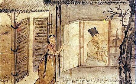 독락정(獨樂亭)의 선비