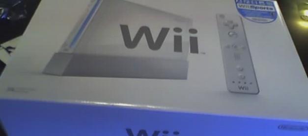 닌텐도 Wii 드디어 사다. 그리고 기념으로 밥먹다.