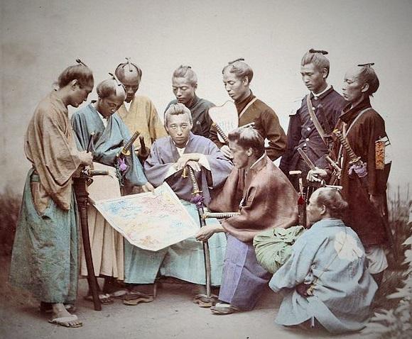 753px-Satsuma-samurai-during-boshin-war-period (2)