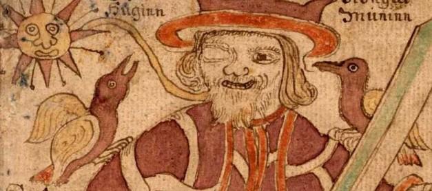 오딘의 두마리 까마귀가 언론에게 주는 교훈