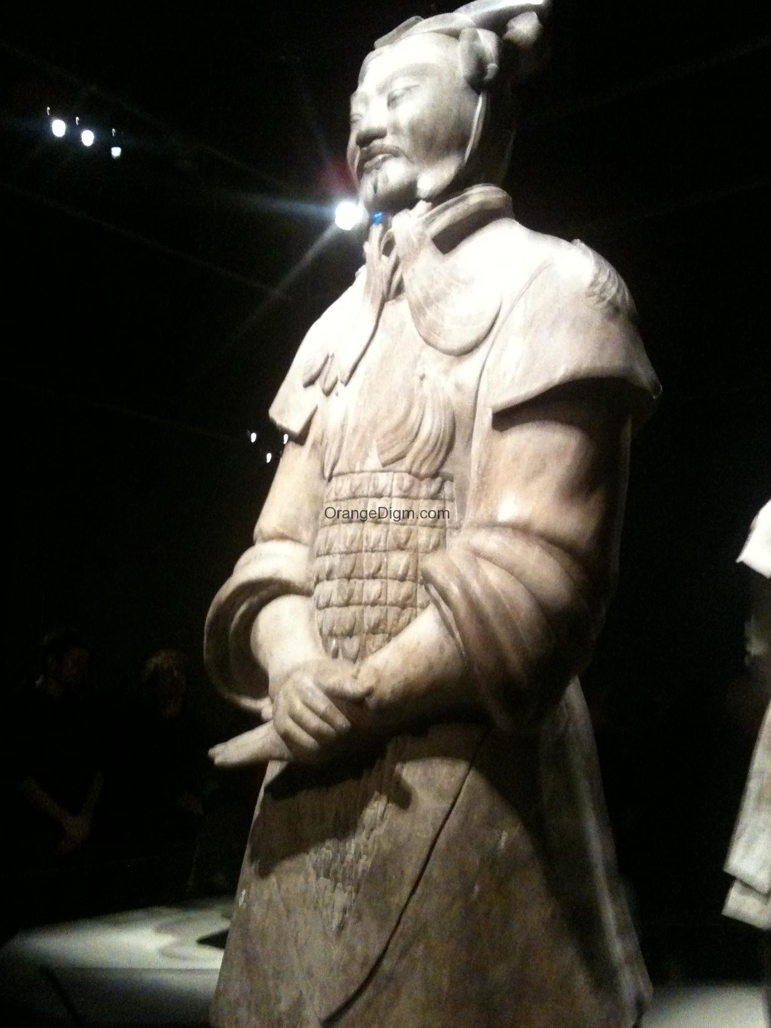 chinaOfficerTerracotta